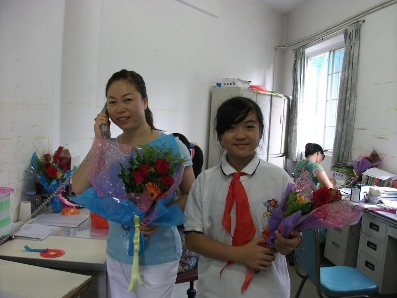 做幸福教师征文_小学部教师节庆祝活动多姿多彩-加美新闻-广东肇庆加美学校