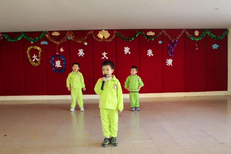 幼儿园pyp英语表演