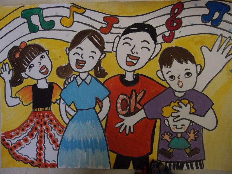 """我校小学部美术才艺组有一群积极热情、活泼可爱的孩子,她们不仅热爱美术努力学习,更善于挑战,无论是学校的美术活动,还是市、区级教育系统组织的美术活动她们都争着抢着报名参加,在孩子们的努力下每次活动都取得可喜的成绩。这不,在""""2013年中国少年儿童优秀美术作品展""""中又有十一人获奖,见她们手捧着获奖成绩,脸上都笑开了花,作为他们的辅导教师邰术灵也为学生感到欣慰并祝愿她们学习进步,快乐、健康的成长。"""