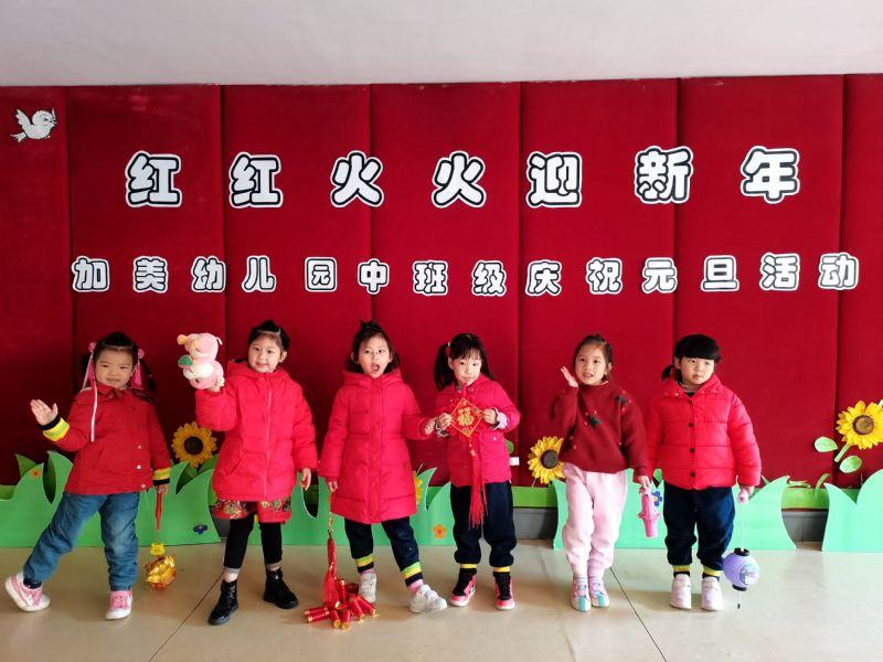 红红火火贺新年